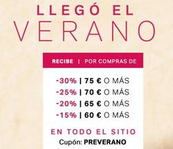 Ofertas de Leonisa  en el folleto de Madrid