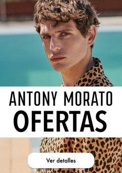 Ofertas de Antony Morato en el catálogo de Antony Morato ( Publicado ayer)