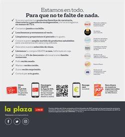 Ofertas de Pintalabios  en el folleto de La Plaza de DIA en Madrid