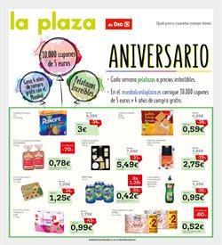 Ofertas de La Plaza de DIA  en el folleto de Valencia