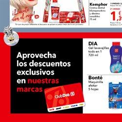 Ofertas de Colgate  en el folleto de La Plaza de DIA en Málaga