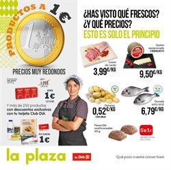 Ofertas de La Plaza de DIA  en el folleto de Madrid