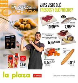 Ofertas de Gallo  en el folleto de La Plaza de DIA en Murcia