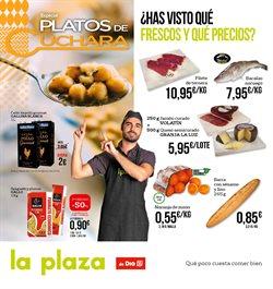 Ofertas de Sopa de pollo  en el folleto de La Plaza de DIA en Madrid