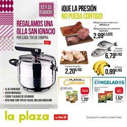 Ofertas de La Plaza de DIA  en el folleto de Palencia