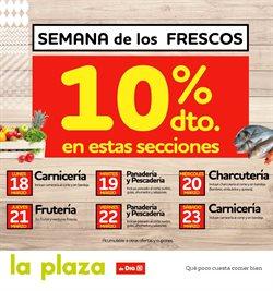 Ofertas de La Plaza de DIA  en el folleto de Murcia