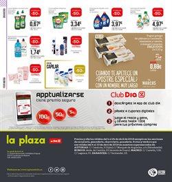 Ofertas de Ariel  en el folleto de La Plaza de DIA en Leganés