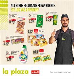 Ofertas de La Plaza de DIA  en el folleto de Valladolid