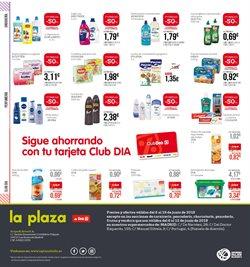 Ofertas de Dove  en el folleto de La Plaza de DIA en Fuenlabrada