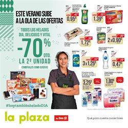 Ofertas de La Plaza de DIA  en el folleto de El Ejido