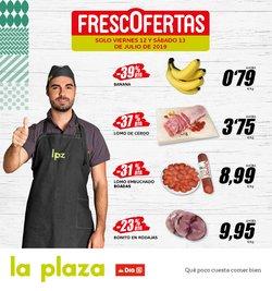 Ofertas de La Plaza de DIA  en el folleto de Almería