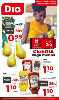 Ofertas de Hiper-Supermercados en el catálogo de La Plaza de DIA en Llanes ( Publicado ayer )