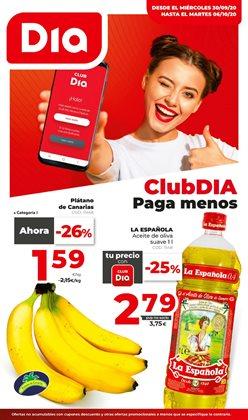Ofertas de Hiper-Supermercados en el catálogo de La Plaza de DIA en Valdemorillo ( Publicado hoy )