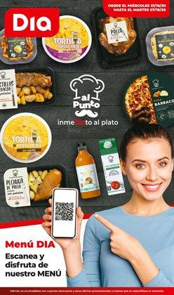 Ofertas de Hiper-Supermercados en el catálogo de La Plaza de DIA en Guadarrama ( Publicado hoy )