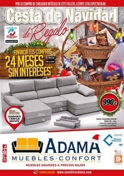 Adama muebles madrid cat logo y ofertas rebajas for Muebles adama