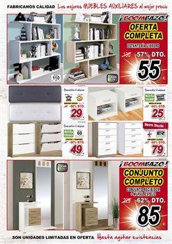 Ofertas de Estanterías  en el folleto de Muebles Boom en León