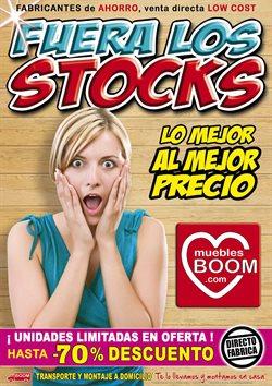 Ofertas de Hogar y muebles  en el folleto de Muebles Boom en Alcalá de Henares