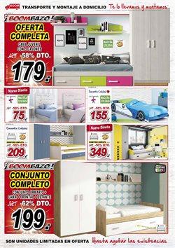 Ofertas de Dormitorios  en el folleto de Muebles Boom en León