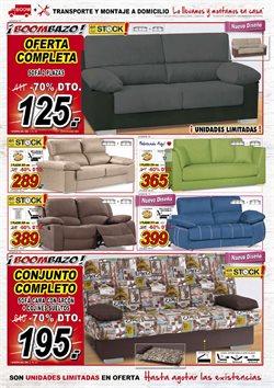 Ofertas de Sofás  en el folleto de Muebles Boom en A Coruña