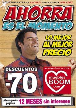 Ofertas de Muebles Boom  en el folleto de Madrid