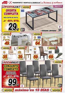Ofertas de Sillas  en el folleto de Muebles Boom en Madrid