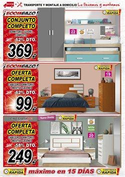 Ofertas de Cabecero  en el folleto de Muebles Boom en León