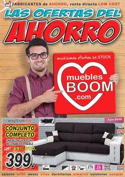 Ofertas de Hogar y muebles  en el folleto de Muebles Boom en Ferrol