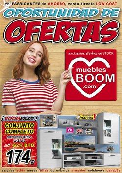 Ofertas de Muebles Boom  en el folleto de Valladolid