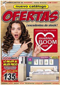 Ofertas de Muebles Boom  en el folleto de Santander