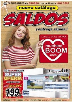Catálogo Muebles Boom en Granollers ( 23 días más )