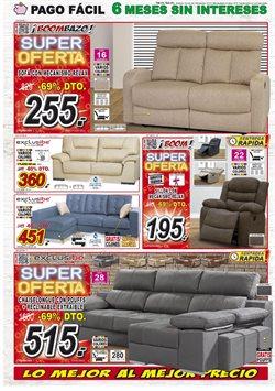Ofertas de Relax en Muebles Boom