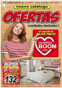 Catálogo Muebles Boom ( Publicado ayer)