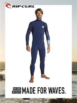 Ofertas de Deportes acuáticos  en el folleto de Rip Curl en Madrid