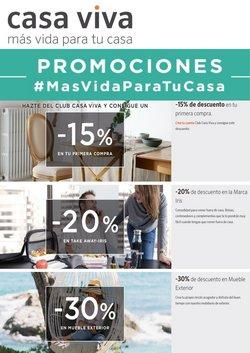 Ofertas de Casa Viva en el catálogo de Casa Viva ( Caducado)