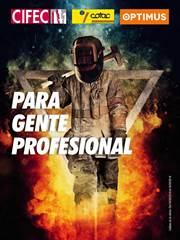 Para gente profesional