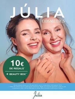 Catálogo Perfumerías Júlia ( 6 días más)
