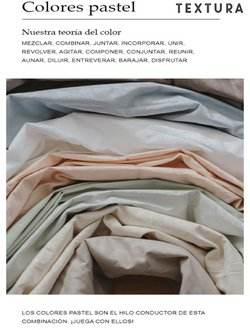 Ofertas de Textura en el catálogo de Textura ( Caducado)