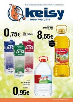 Catálogo Keisy en Castelldefels ( 14 días más )