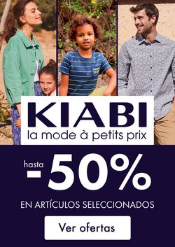 Catálogo Kiabi ( Publicado ayer)