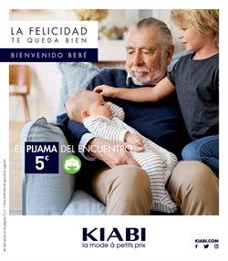 Ofertas de Juguetes y bebes  en el folleto de Kiabi en Alcalá de Henares