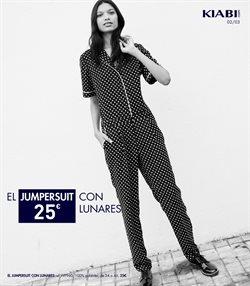 Ofertas de Mono mujer  en el folleto de Kiabi en Pamplona