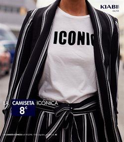 Ofertas de Camiseta mujer  en el folleto de Kiabi en Valladolid