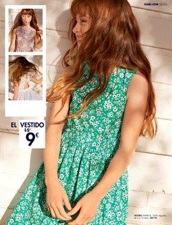 Ofertas de Vestidos  en el folleto de Kiabi en Valencia