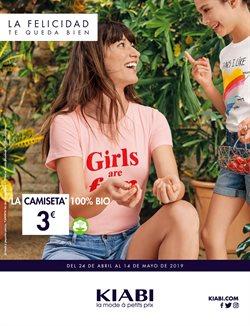 Ofertas de Ropa, zapatos y complementos  en el folleto de Kiabi en Santa Coloma de Gramenet