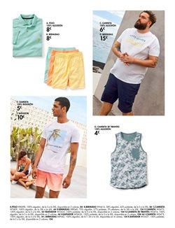 Ofertas de Camiseta hombre  en el folleto de Kiabi en Bilbao