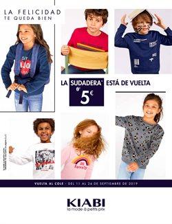 Ofertas de Ropa, zapatos y complementos  en el folleto de Kiabi en Jaén