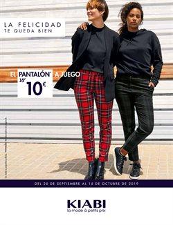 Ofertas de Ropa, zapatos y complementos  en el folleto de Kiabi en Santiago de Compostela