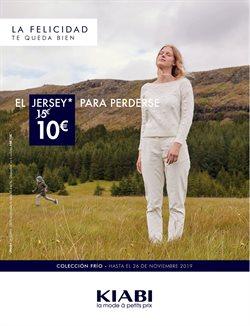 Ofertas de Ropa, zapatos y complementos  en el folleto de Kiabi en San Juan de Aznalfarache