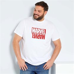 Ofertas de Marvel en Kiabi