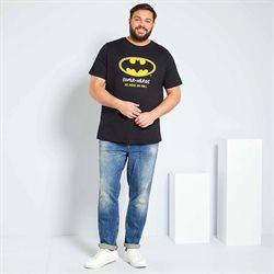 Ofertas de Batman en Kiabi